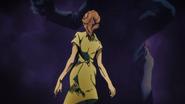 Trish in flashback Anime