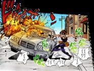 AS Bomb exploding
