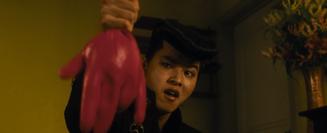 Josuke after capturing Angelo