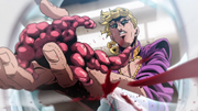GW ep24 giorno cuts his own hand.png