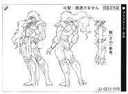 Bruford anime ref (3)