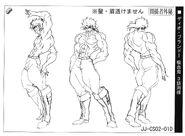 Dio anime ref (5)