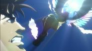 Kars tries flying