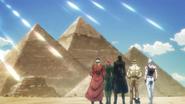 Stardust crusaders memory