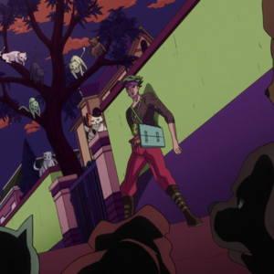 Rohan spied by dogs.png