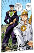 Chapter 328 Cover B