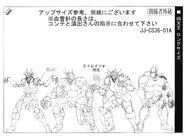 4zombies anime ref