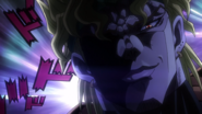 DIO's face revealed