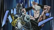 Silver Chariot no armor