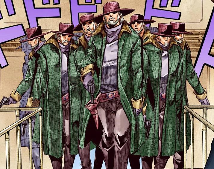 Eleven Men