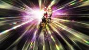 King crimson chariot evolution