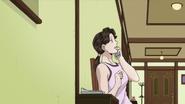 Giggling about Koichi being in underwear
