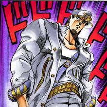 Koichi Hirose Jojo S Bizarre Wiki Fandom Koichi hirose · jotaro kujo · jean pierre polnareff · scolippi · others. koichi hirose jojo s bizarre wiki