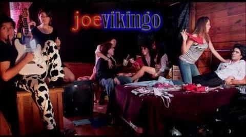 Bienvenida al mundo del amor - Joe Vikingo (lyric video)