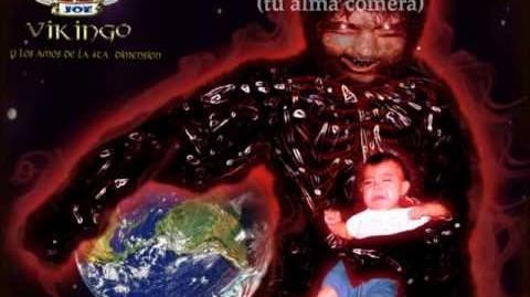 El Destructor de Mundos - Joe Vikingo (lyric video)