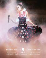 My Secret Live DVD Poster