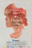My Secret Live Poster