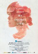 My Secret Live Poster 4