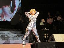 Joey UK Concert 25