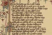 Canterbury Tales (General Prologue, Ellesmere)