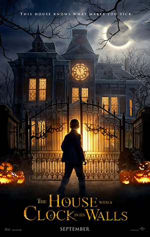 The House with a Clock in Its Walls (US, 2018, poster 01).png