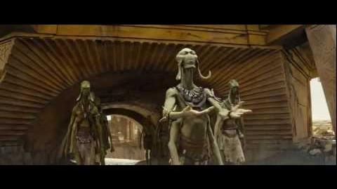 John Carter Super Bowl Sneak Peek