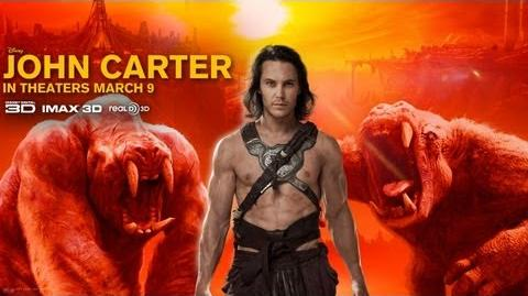 John Carter Extended Super Bowl Ad