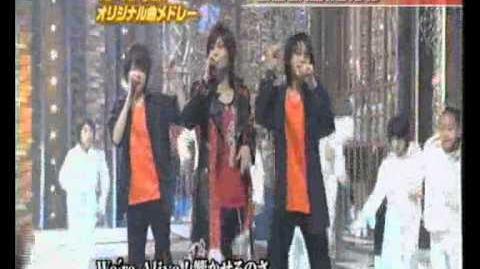 Live Stage Ya-Ya-yah Medley