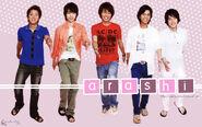 Arashi wallpaper -5