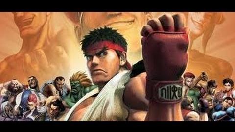 Super Street Fighter IV Ryu Longplay