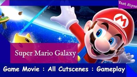 Super Mario Galaxy 2007 Playthrough Game Movie Wii Playthrough No Commentary HD