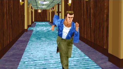 Die Hard Arcade (Dynamite Deka) Arcade Longplay 60FPS