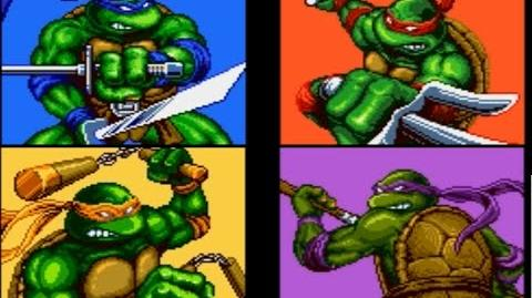 Teenage Mutant Ninja Turtles The Hyperstone Heist (Genesis) Playthrough - NintendoComplete