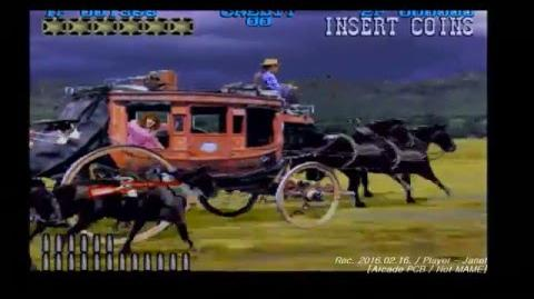 Lethal Enforcers II - The Western Gun Fighters - Arcade Playthrough 2nd try (Not MAME)