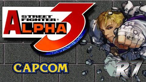 Street Fighter Alpha 3 Arcade Longplay HD 60FPS
