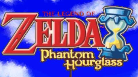 """Man Overboard! Zelda Phantom Hourglass 100% Walkthrough """"1 35"""" (No Commentary)"""