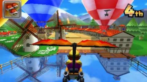 Mario Kart 7 - 150cc Mushroom Cup (3 Star Ranking)