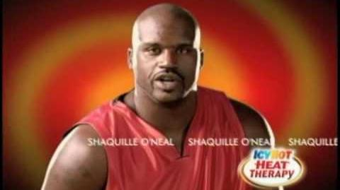 Shaquille O'Neal (Icy Hot) 2