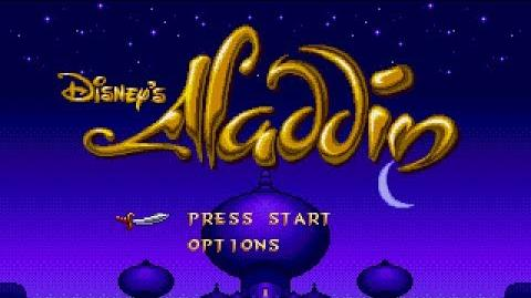 Full GamePlay Aladdin (Difficult Mode) Sega Megadrive Genesis