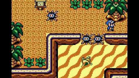GameBoy Color - Legend of Zelda - Links Awakening (Walkthrough Full Gameplay)
