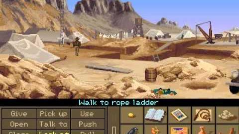 Indiana Jones and the Fate of Atlantis PC Longplay - Fists Path