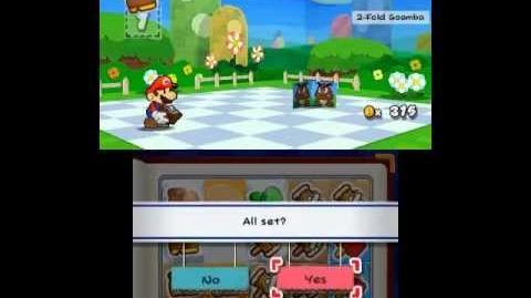 Paper Mario Sticker Star Playthrough Part 1