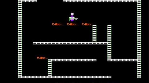 Apple II Game Castle Wolfenstein (1981 Muse Software) Longplay
