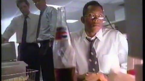 Shaquille O'Neal Pepsi Commercial 1