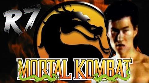 Mortal Kombat Arcade Longplay Liu Kang HD 60FPS