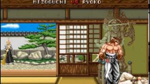 Fighter's History Arcade Longplay