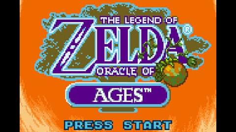 (001) Zelda Oracle of Ages 100% Walkthrough - Off to Labrynna