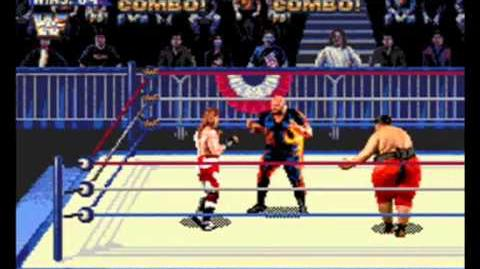 WWF Wrestlemania - Sega Genesis gameplay