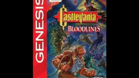 Castlevania Bloodlines - John Morris Video Walkthrough