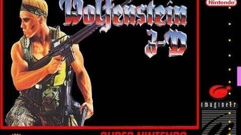 SNES_Wolfenstein_3D_Video_Walkthrough